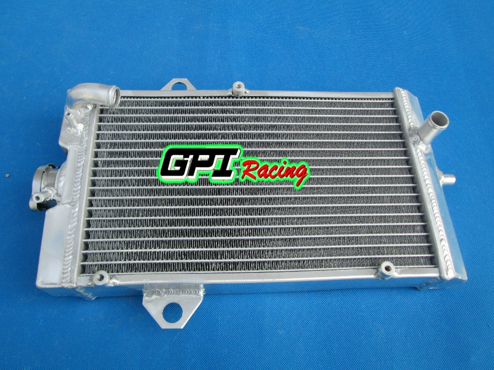 FOR YAMAHA Raptor YFM 700 R YFM700 2006 2007 2008 2009 2010 2011 FULL Aluminum Radiator(China (Mainland))