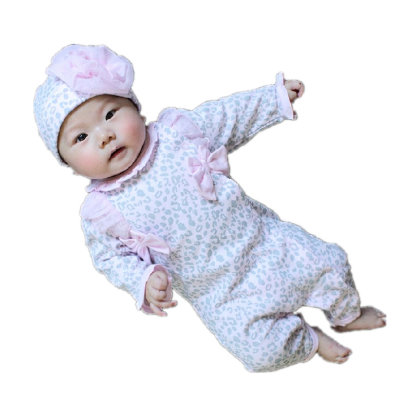 STOCK 2016 Baby Girl Clothes Autumn Infant Girls Clothing