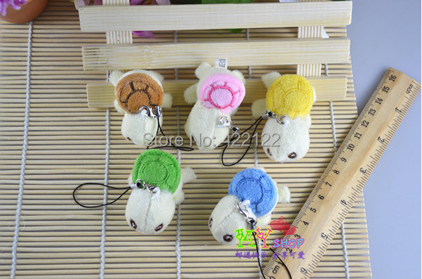 Gift Baby plush doll suffed toy min bag cell phone key chain for kids dolls stuffed toys cartoon animal doll 1pcs/lots PT23(China (Mainland))