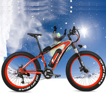 "27 Speed, 26""*4.0 Wheel, Lithium Battery Electric Bicycle, Mountain Bike, Snow Bike, Aluminum Alloy(China (Mainland))"