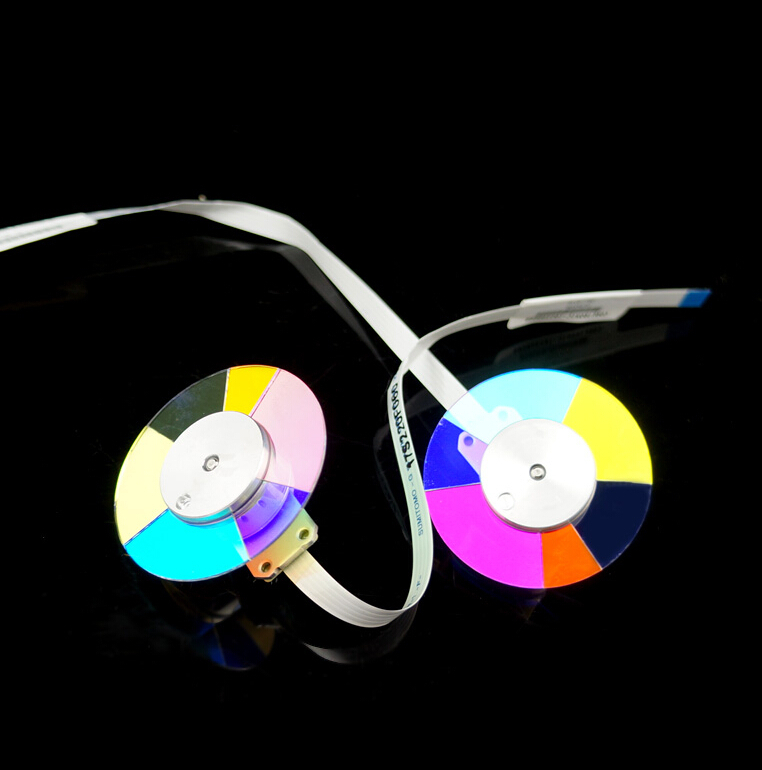projector accessory projector color wheel for SANYO projector PDG-DSU3000C(China (Mainland))