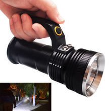 Hot! 2000LM CREE LED lampe de poche Rechargeable lampe torche XM1170(China (Mainland))