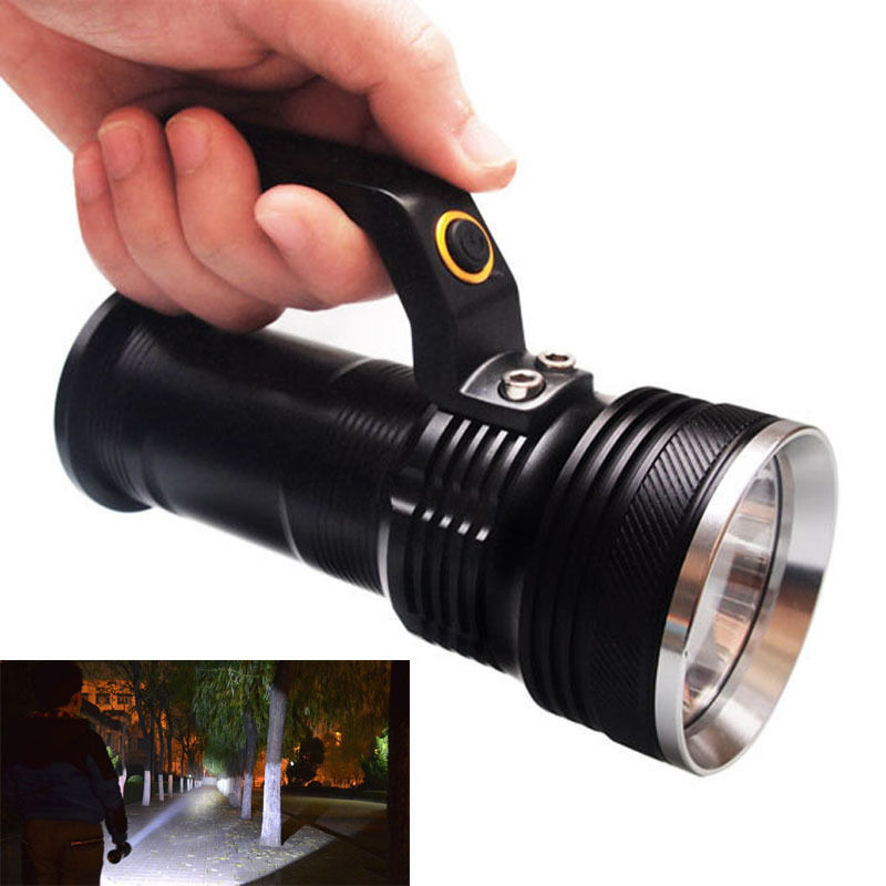 HOT !! 2000LM CREE LED Rechargeable Flashlight Lamp Torch XM1170(China (Mainland))