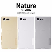 Buy cover sony x compact Nillkin nature Transparent Clear Soft silicon TPU Protector case sony xperia x compact case 4.6inch for $6.19 in AliExpress store