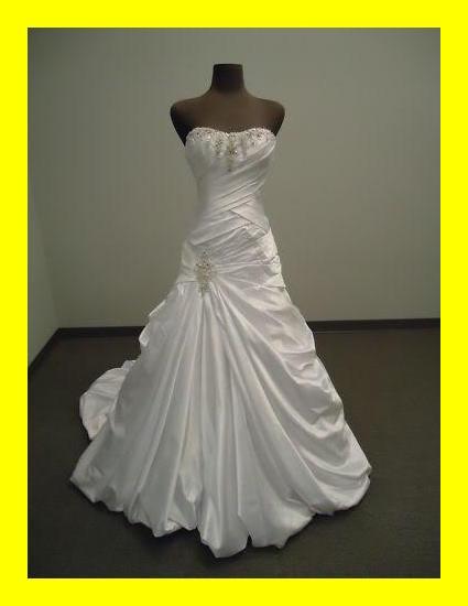 Simple White Wedding Dresses Pink Boho S Style Dress Halter A Line Floor Length Court Train