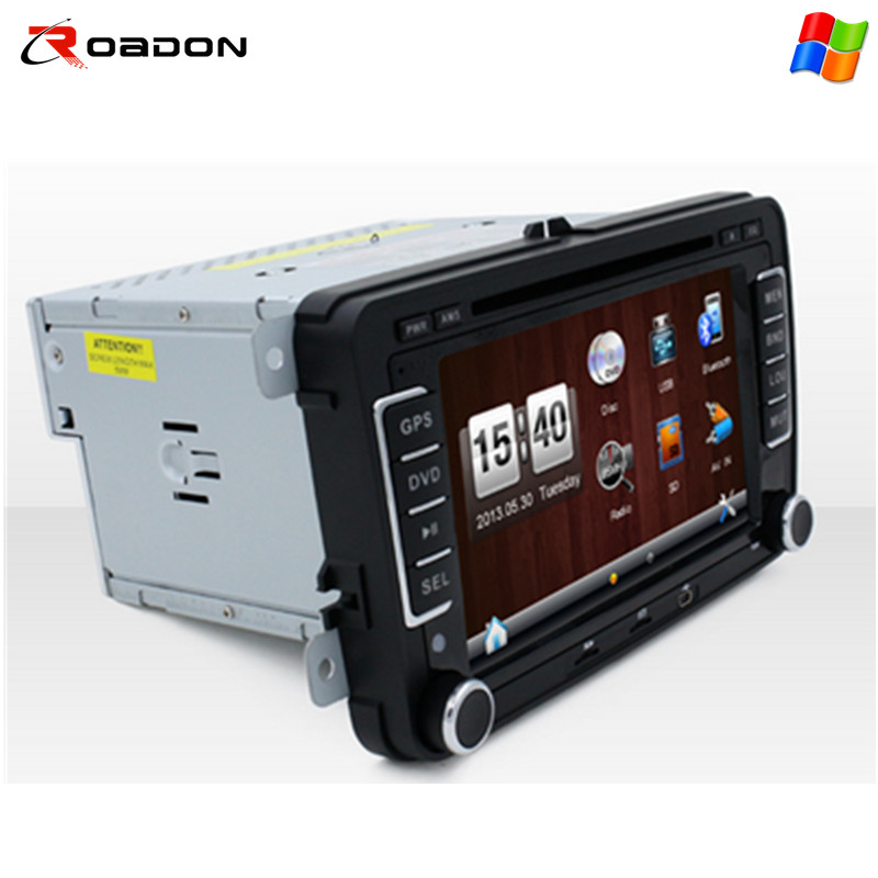 """7"""" HD Capacitive Screen Car CD DVD Player with GPS Car Radio For or Skoda/Octavia/Fabia/Rapid/Superb built-in Can bus Ipod RDS(China (Mainland))"""