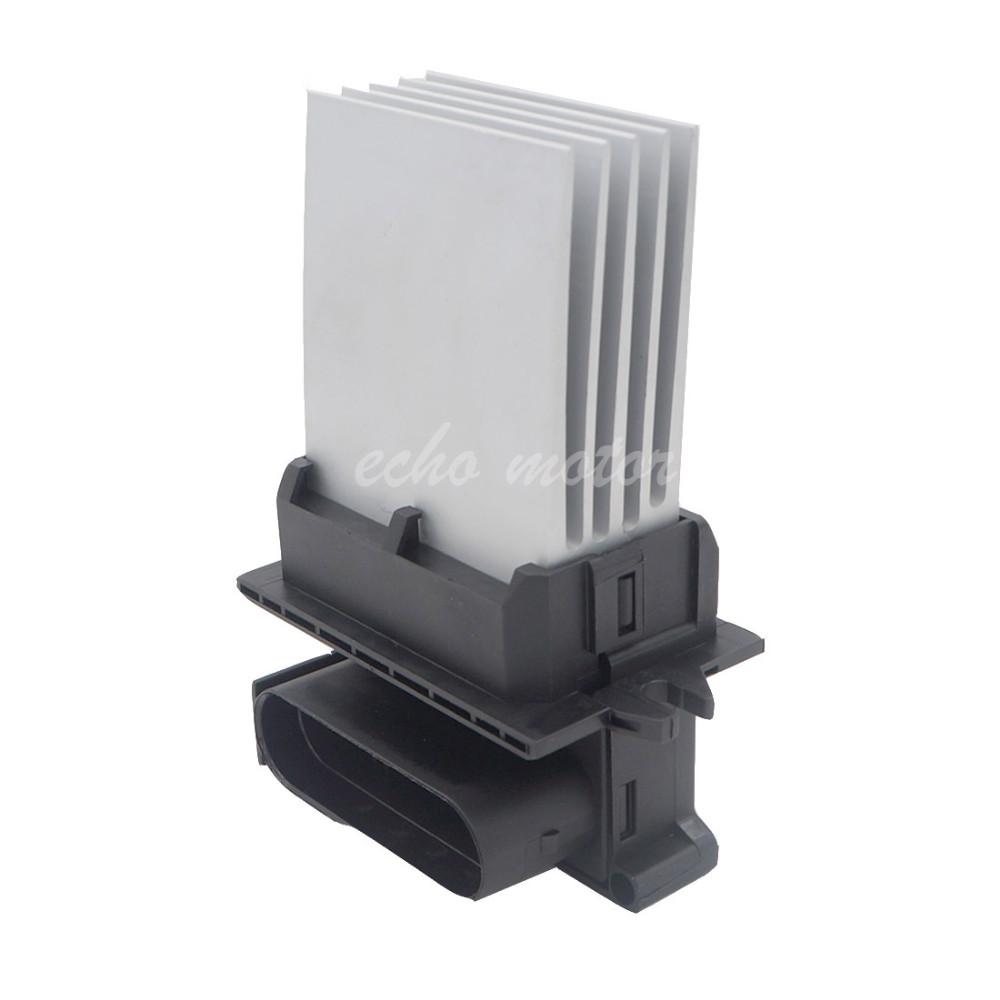 New 4pcs HVAC Heater Blower Resistor Fan Control Module For Renault Clio II 7701051272 509921 (GFJDZRN001) Genuine