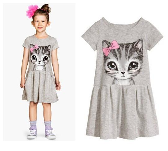 New 2015 children clothing girls dress kids girls princess dress girl dresses(China (Mainland))