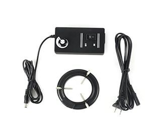 Brand 60 LED Ring Light illuminator Lamp For STEREO ZOOM Microscope For Sale(China (Mainland))