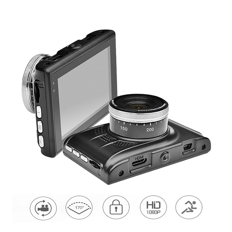 2016 car dvr auto camera dvrs dashcam parking recorder video registrator camcorder full hd 1080p night vision black box dash cam(China (Mainland))