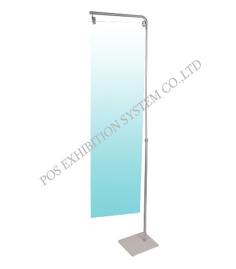 Banner Stand,C type banner stand,wall picture shelf(China (Mainland))