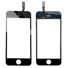 High Quality New Touch Screen digitizer replacement for iphone 5S 5 5c balck white free shipping