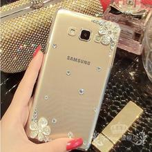 Luxury Rhinestones case cover For Samsung Galaxy S2 S3 S4 S5 mini S7 S6 Edge Plus Note 2 Note 3 note 4 note 5 edge Case Cover(China (Mainland))