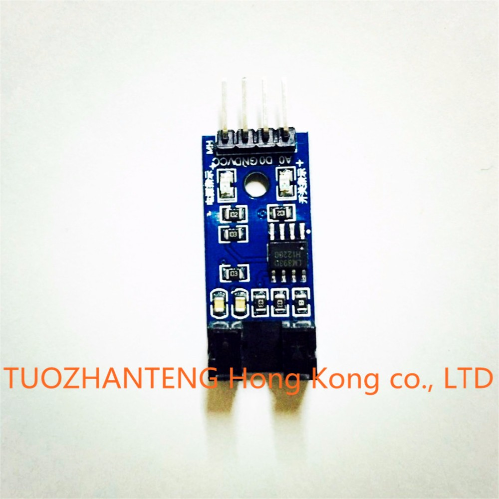 F249 free shipping High Quality 4 PIN Infrared Speed Sensor Module For Arduino/51/AVR/PIC 3.3V-5V
