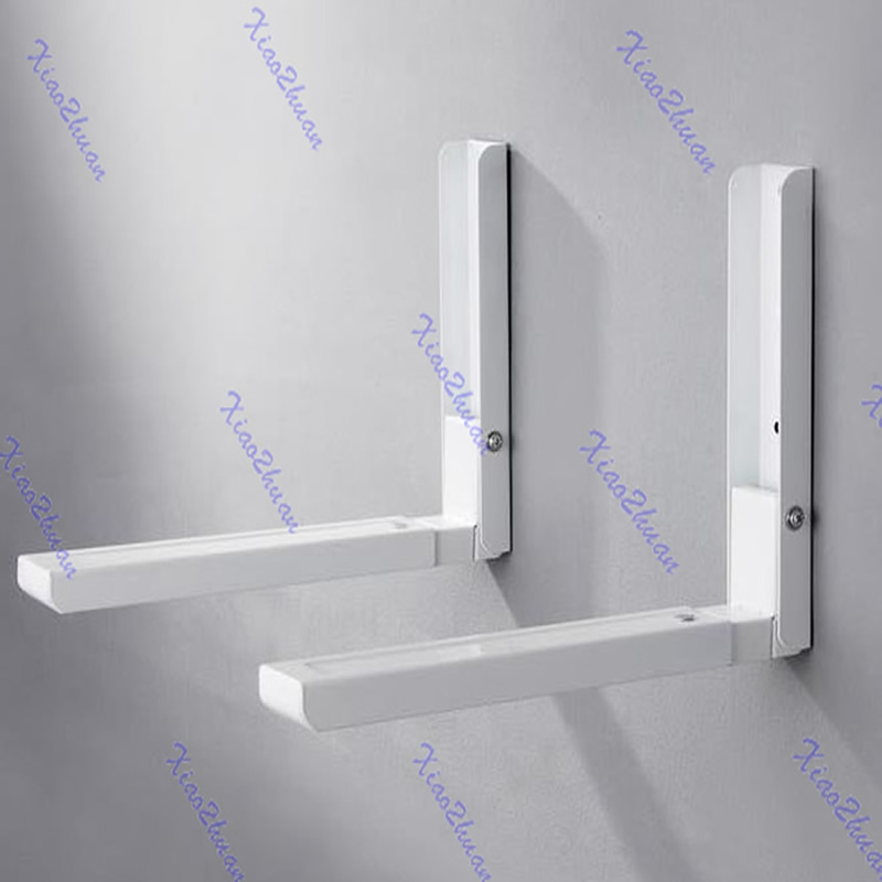 microwave shelf bracket wall mount reviews online. Black Bedroom Furniture Sets. Home Design Ideas