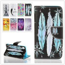 Buy Fashion Painted Wallet Cover PU Leather Flip Case Sony Xperia XA Ultra C6 F3212 Phone Case Card Slot Stand Function for $3.38 in AliExpress store