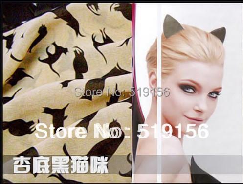Free Shipping!!wholesale/retail chiffon lady's emboridery lace bendant silk summer scarf/scarves shawl/scarves 2014(China (Mainland))