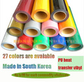 Wholesale PU Matte Heat Transfer Film T shirt heat transfer vibyl Cutting Plotter Film Made in