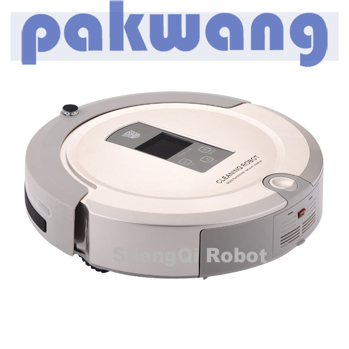 sweeping robot intelligent sweeping machine automatic cleaning robot vacuum cleaner,low noise,un robot aspirador(China (Mainland))