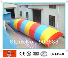 2016 top quality water blob jump, hot sale cheap inflatable water blob prices for sale(China (Mainland))