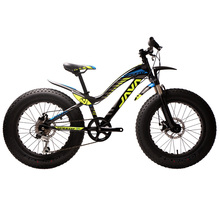 Bicycle Snowmobiles 20-inch Seven-speed Double Disc Brake Mountain Atv Aluminum Alloy(China (Mainland))