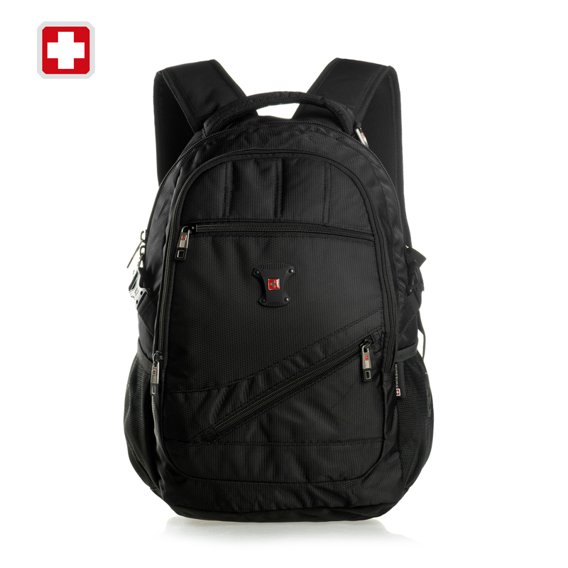 Swisswin hot sale wenger swiss army bag laptop backpack men travel bags waterproof 15.6 inch notebook mochila hiking school bags(China (Mainland))