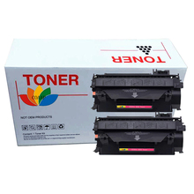 Buy 2x Free CE505A 05a 505A 05 Black LaserJet Toner Cartridge HP laser jet P2035/P2035n,P2055D/2055DN/2055X for $56.00 in AliExpress store