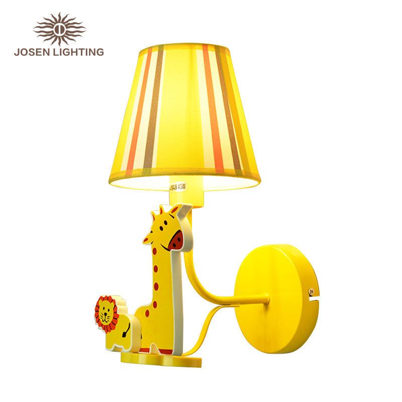 Wall Lamps For Children S Room : Aliexpress.com : Buy cartoon baby kids lamp bedroom boy night wall sconce lamp kids wall light ...