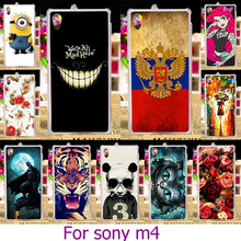 Buy Soft TPU Hard Plastic Phone Case Sony Xperia M4 Aqua E2303 E2353 E2306 Dual E2333 E2363 E2312 M4Aqua 5.0 inch Case Cover for $1.45 in AliExpress store