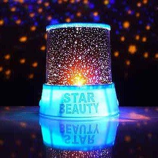 Freeshipping! Amazing LED Star light Master Star Sky light Projector Lamp Best gift for kids 2pcs/lot