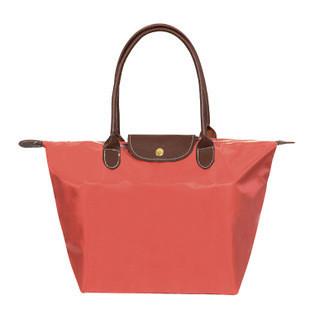 Hot famous LE france style Heritage long handle dumpling Women Nylon handbags ladies LargeTote Brand Casual Shopping bag(China (Mainland))