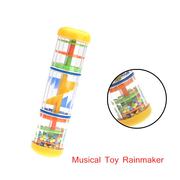 """Music Toy Instrument 8"""" Rainmaker Tube Shaker Good Gift for Toddler Kids Games Entertainment for KTV Party(China (Mainland))"""