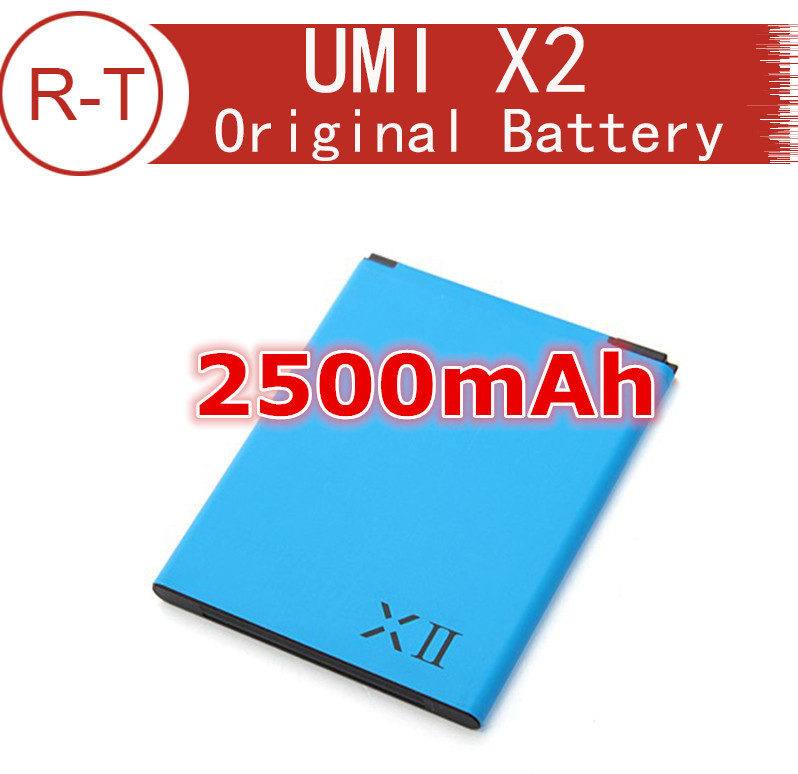 UMI X2 Battery High Quality 100 Original 2500mAh Li ion Battery Replacement for UMI X2 Smart
