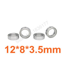 Buy WLtoys Parts A949-36 12*8*3.5 Ball Bearings Upgrade Parts 1/18 RC Cars A949 A959 A969 A979 HSP 58042 for $1.50 in AliExpress store
