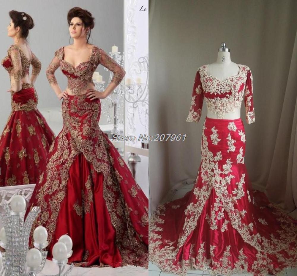 Arab Wedding Dresses – Dresses for Woman