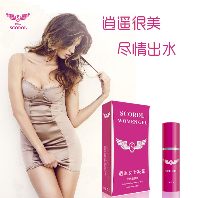 (2PCS)Genuine SCOROL orgasmic gel for women female pleasure enhancement pheromone spray adult sex products<br><br>Aliexpress