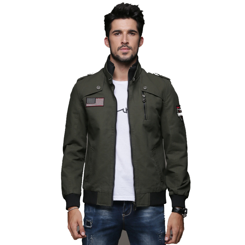 Military Jacket For Men | Outdoor Jacket