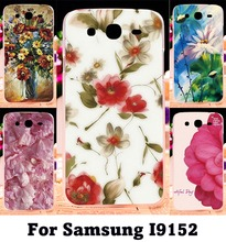 Durable Flexible Plastic Cell Phone Cases For Samsung Galaxy Mega I9150 GT I9152 Phone Case Cover Made in Plastic Material Skins