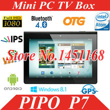 9.4 Inch IPS1280x800 Pipo P7 RK3288 Quad Core Tablet PC 2GB RAM 16GB ROM Android 4.4 5.0MP Camera GPS Bluetooth WIFI(China (Mainland))