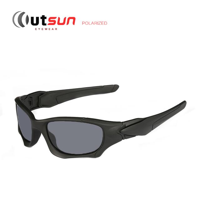 Outsun супер мода поляризованные очки мужчины / женщины поляризованные очки UV400 ...