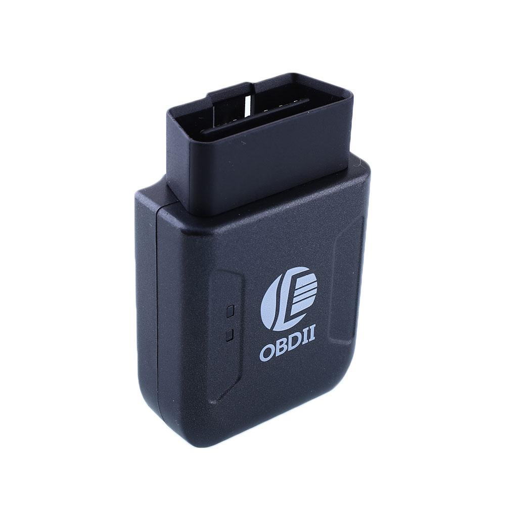 OBDII GPS/GPRS GSM Real Time Tracker For Car Auto Vehicle Locator tk206 Black<br><br>Aliexpress