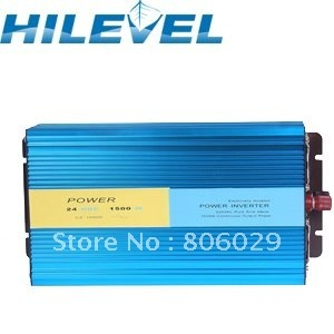 Hot sell Portable 1500W 48V to 220/230/240V DC to AC Inverter+Off Grid Power Inverter+Pure Sine Inverter