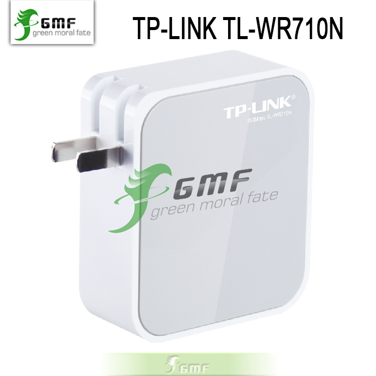 Free shipping Tp-link tl-wr710n mini wireless router wifi portable usb charger(China (Mainland))