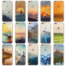 Free Shipping Newest Semi Transparent Colorful Design Case Cover For iPhone 5 5S WHD1439 1-15