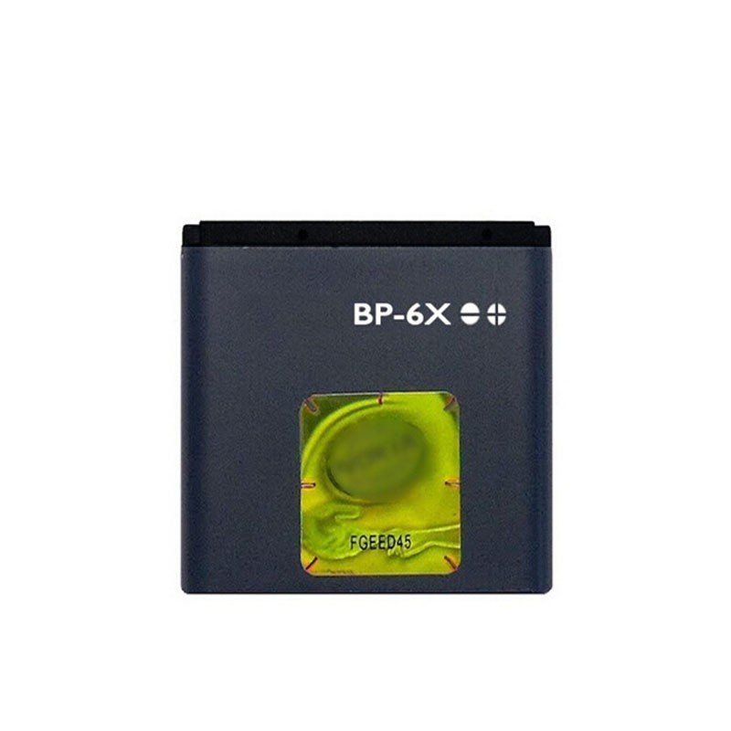 Original BP-6X Battery for Nokia 8800 Sirocco N73i 8860 Mobile Phone Battery free shipping