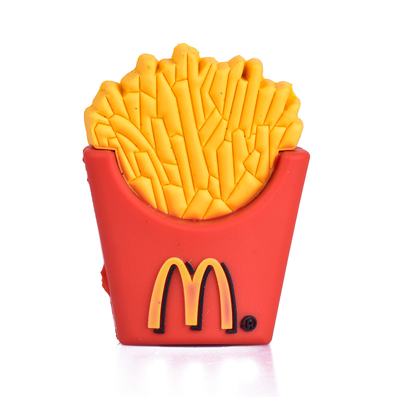 The cute French fries usb 2.0 usb flash drive 8gb 16 gb 32 gb pen drive memory stick pendrive u disk(China (Mainland))