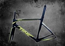 2015 New Arrival Road Bike Full Carbon Fiber Time Frame Complete Carbon Fibre Frameset With Glossy/Matte Surface
