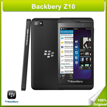 Original Unlocked Blackberry Z10 Dual core GPS WiFi 8.0MP camera 4.2 inch Touch Screen 16G storage cell Phones(China (Mainland))