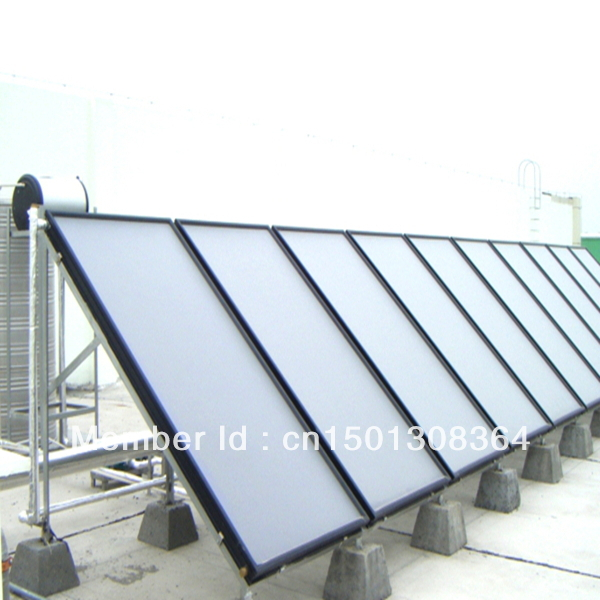 industrial solar water heater with SRCC Solar Keymark CE CCC(China (Mainland))