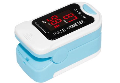 Sale,LED Fingertip pulse Oximeter Finger Pulse Blood Oxygen SpO2 Monitor, CMS50M(China (Mainland))